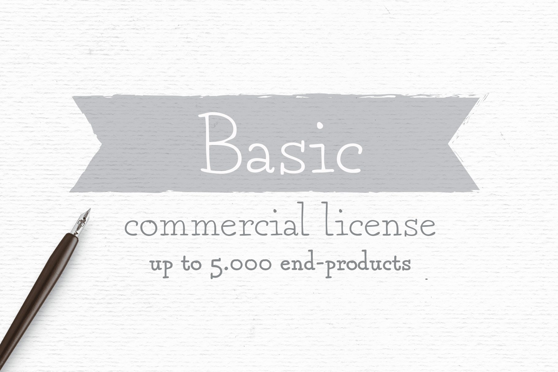 Clipart with commercial license