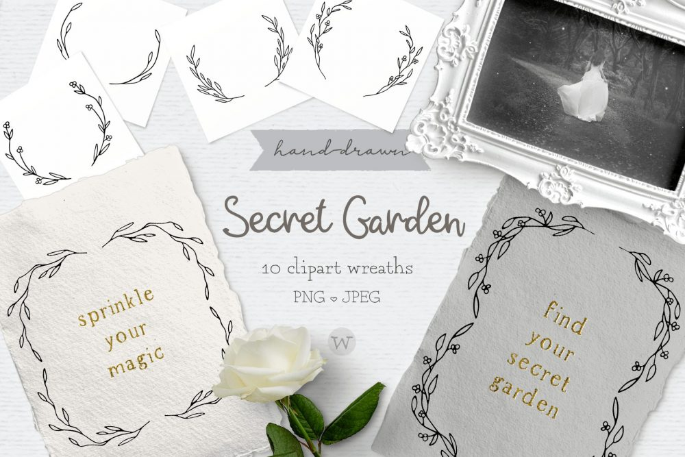 Wedding clipart graphics