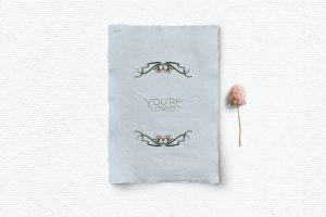wedding card border clip art by Wallifyer